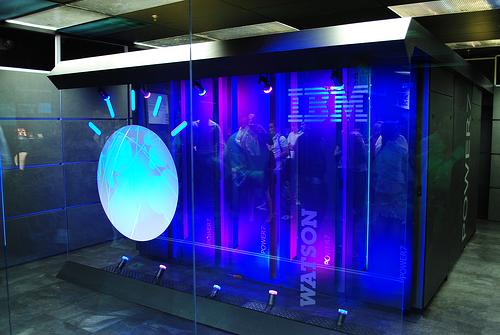 Big Data IBM computadora Watson