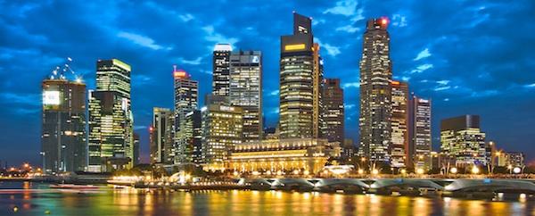 Singapur Cumbre Ciudades Big Data