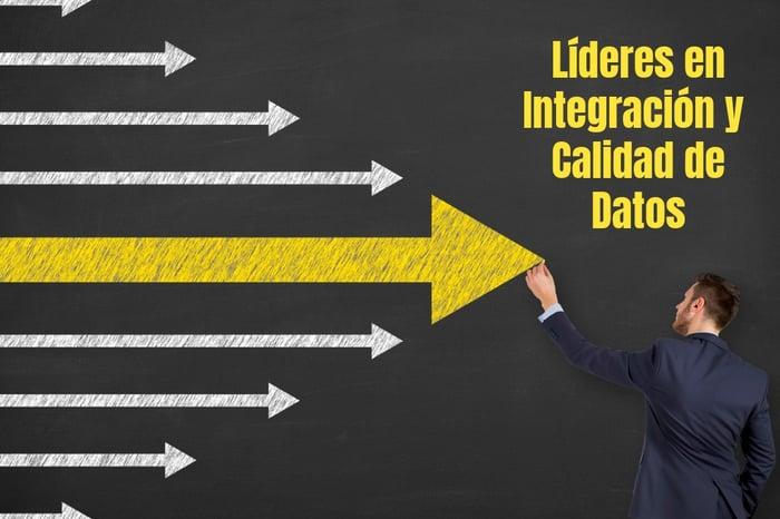 Líderes en Integración y calidad de datos