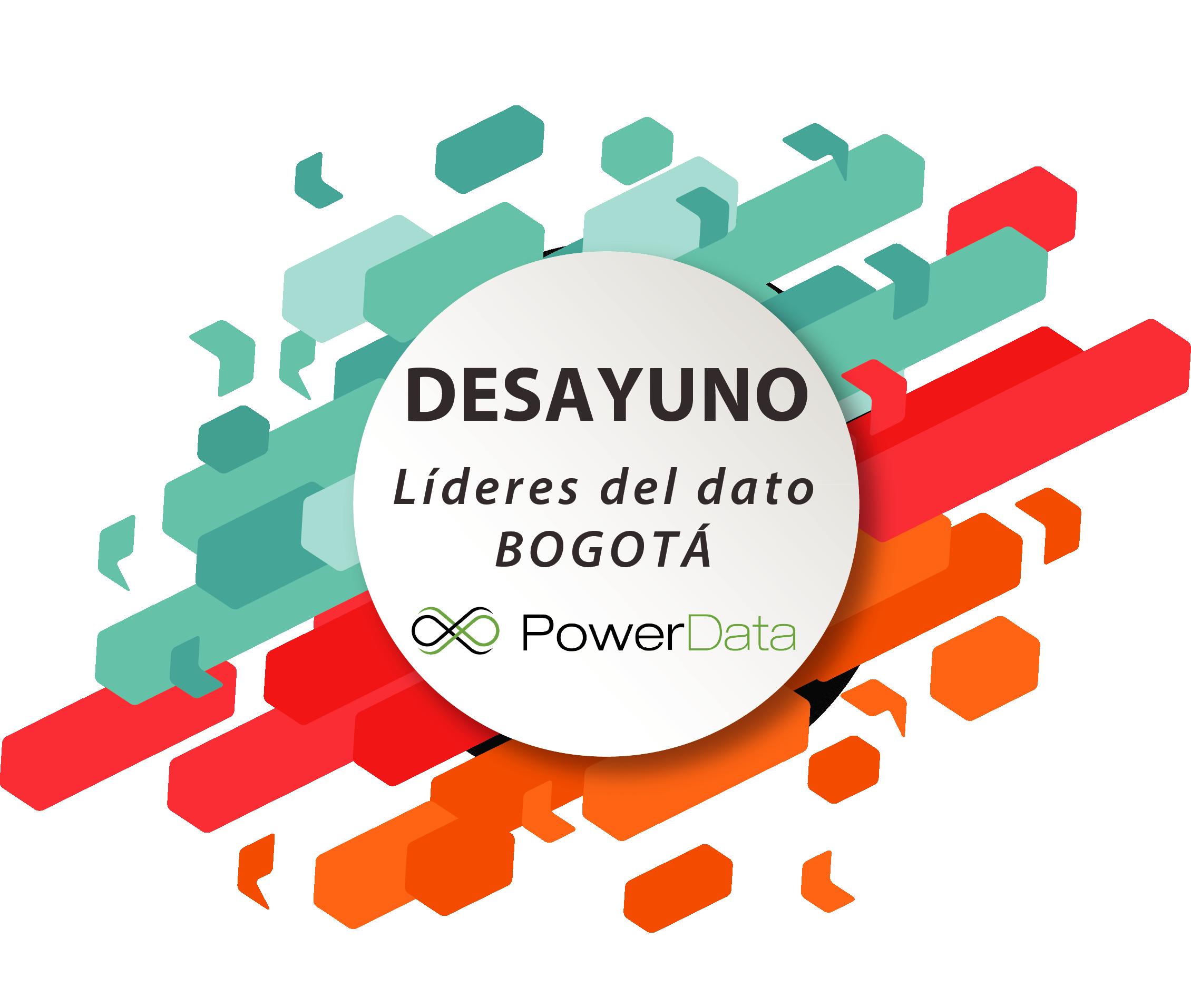 PowerData convoca a los líderes del Dato en Bogotá. Desayuno de CDOs