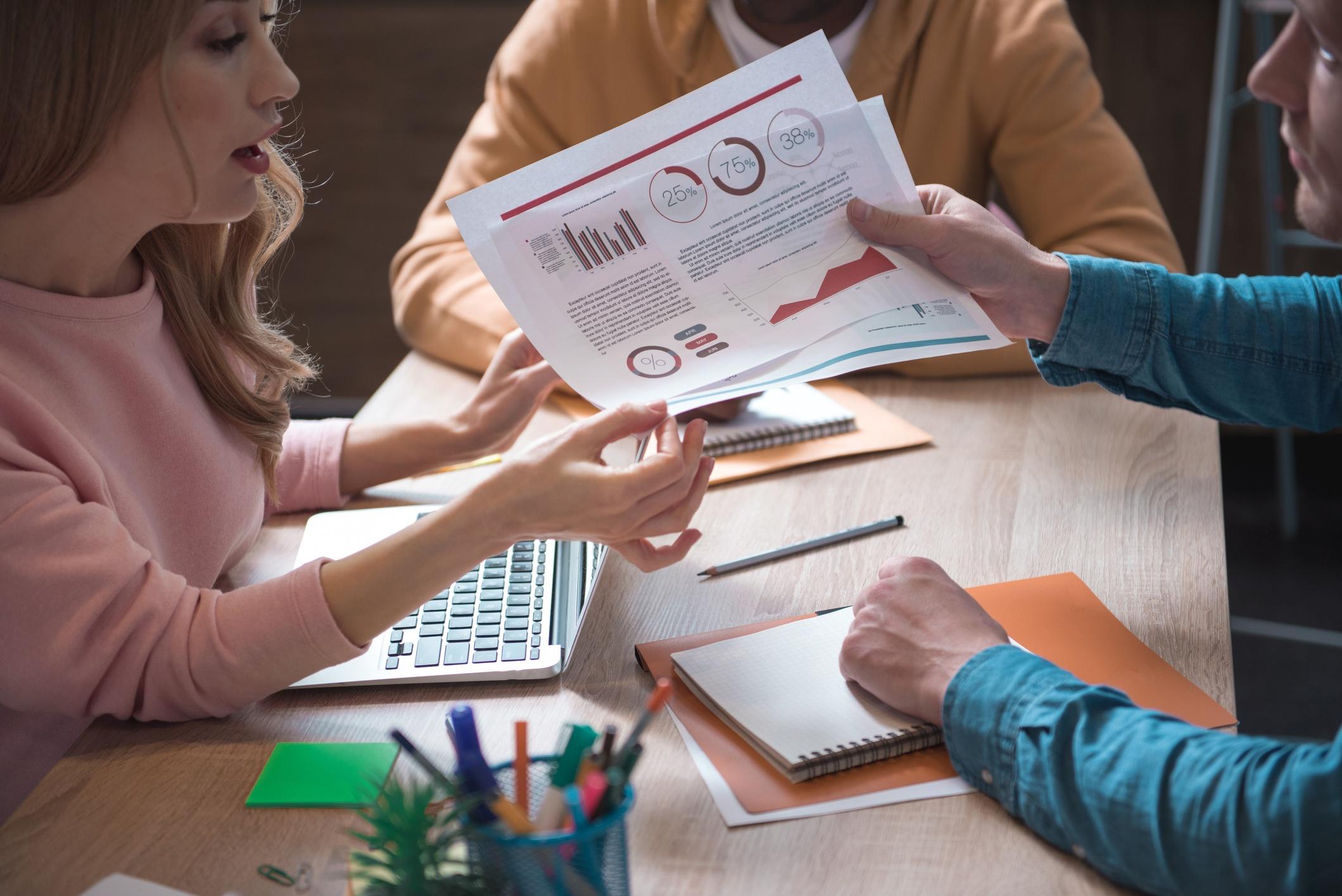 4 formas distintas de generación de beneficios mediante datos
