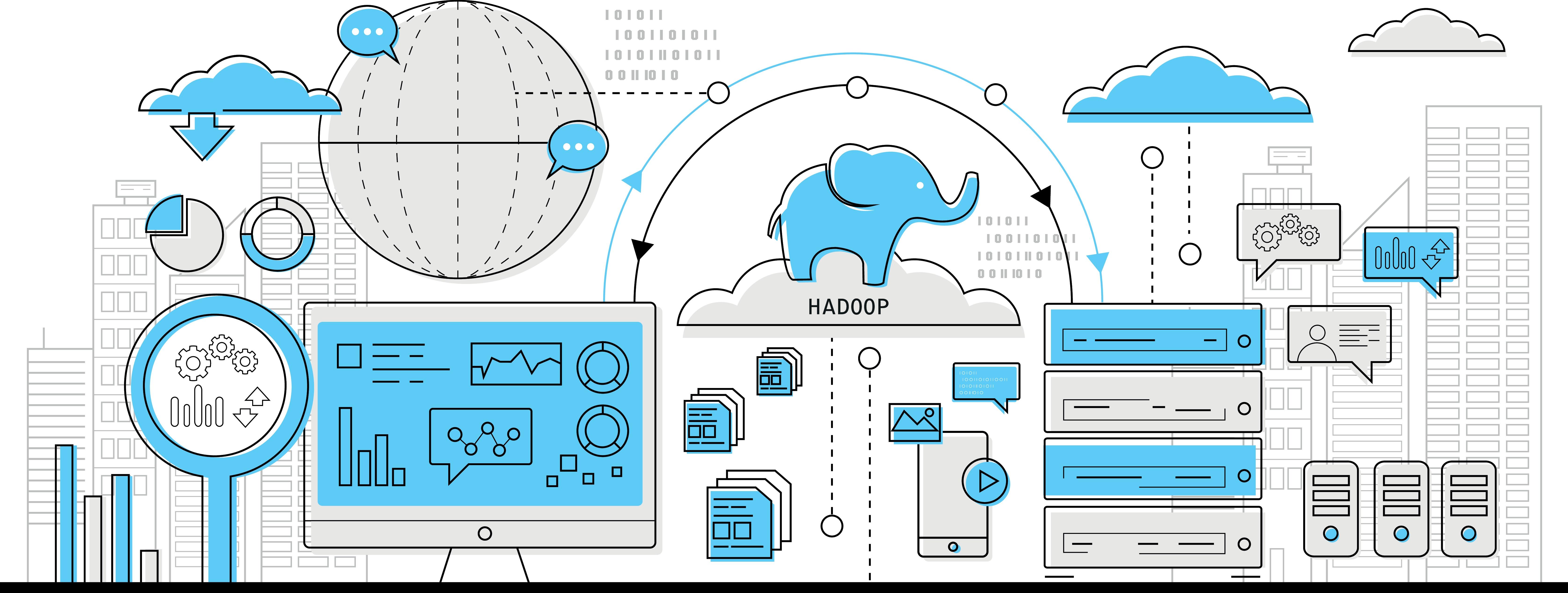 4 +1 errores que debes evitar en un proyecto Hadoop